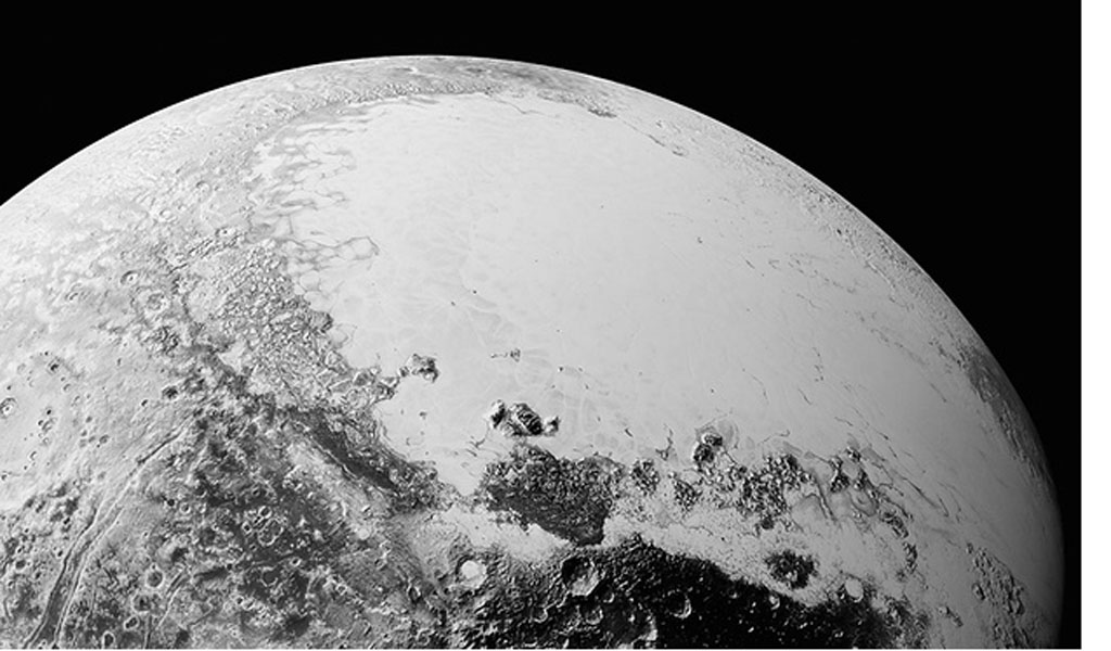 New Pluto images confirm it as a world of mysteries