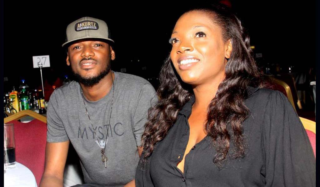 Tuface paints Lagos red with FORTYfied concert