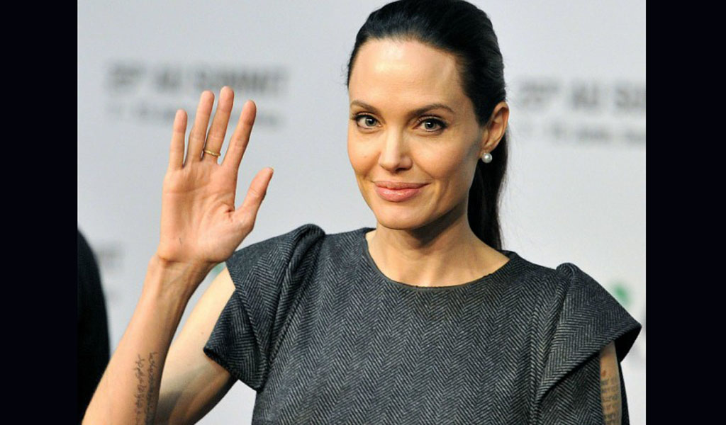 Angelina Jolie tells parliament: Isis atrocities show need to tackle sexual violence