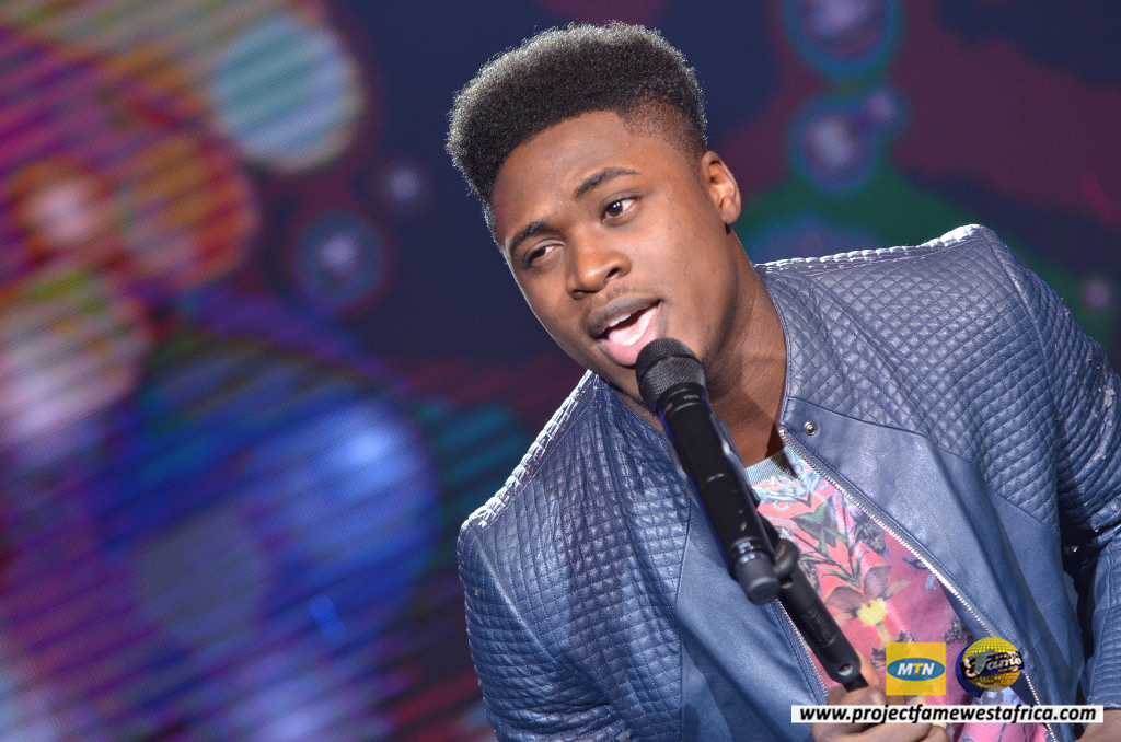 Jeffrey wins MTN Project Fame