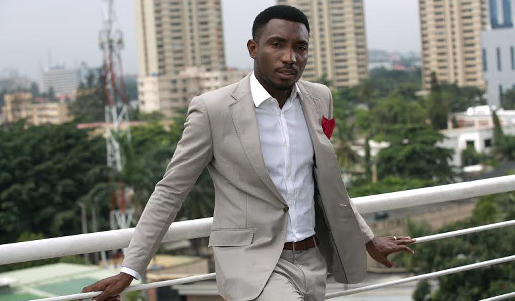 I don't want to be a flash in the pan -Timi Dakolo