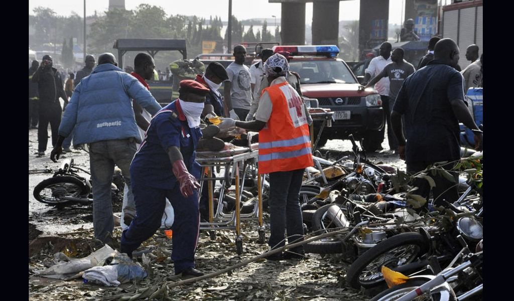 Abuja blasts: Female suicide bomber's body recovered