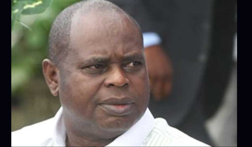 Breaking: Former Bayelsa governor Alamieyeseigha is dead