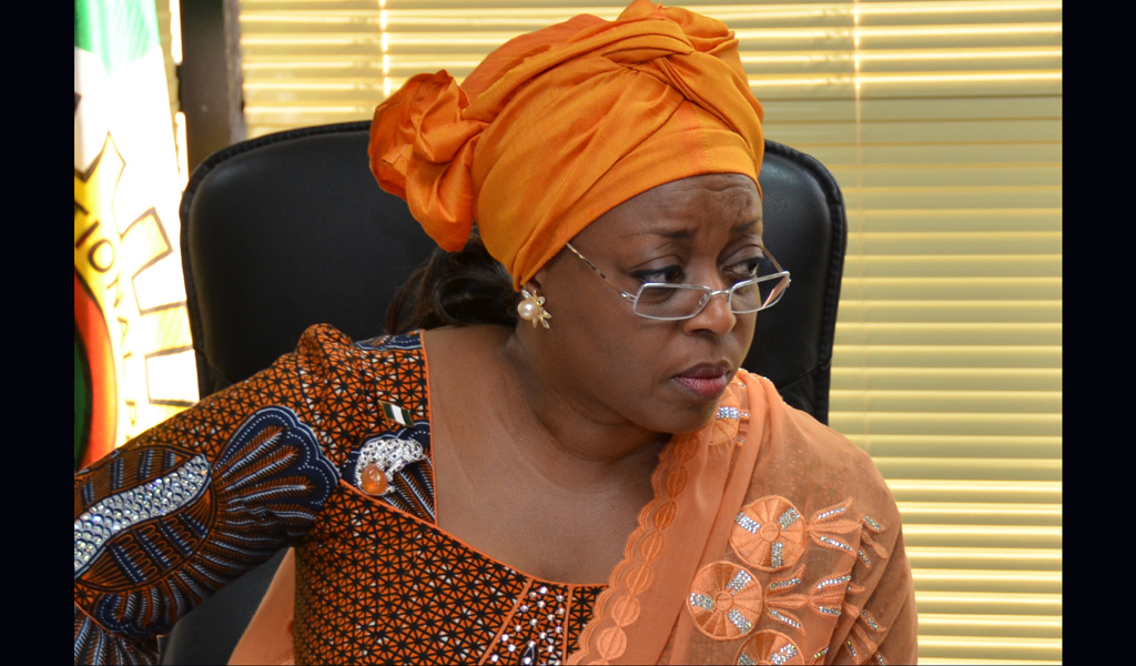 Alison-Madueke family reacts to Diezani's travails