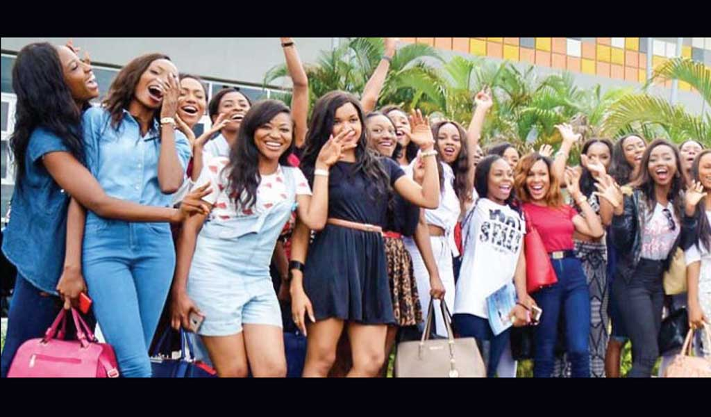 37 contestants storm Calabar for Most Beautiful Girl in Nigeria pageant