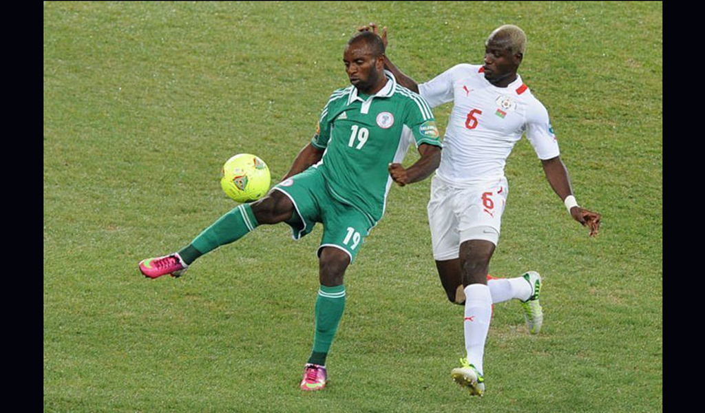 2016 CHAN Qualifiers: Nigeria/Burkina Faso clash now Saturday