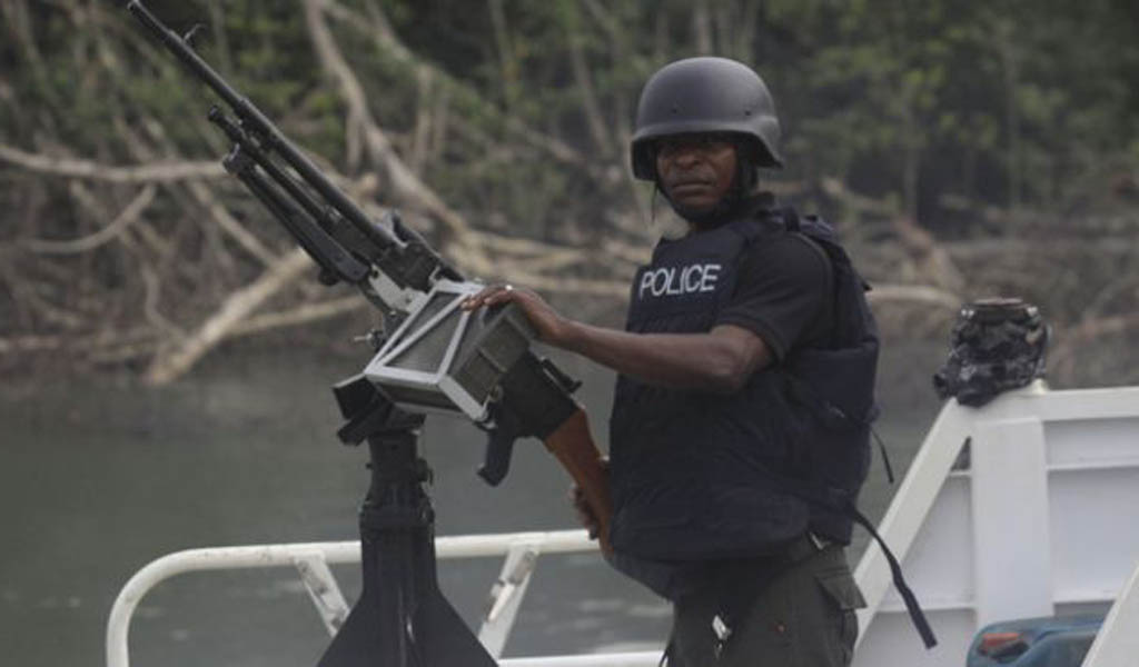 Foiled Robbery In PH: Police Recover 120 Million Naira