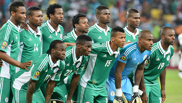 NFF Reschedules Eagles Trip To Belgium Over Visa Hitch