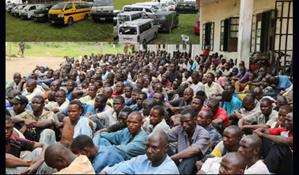 80 Boko Haram fighters surrender