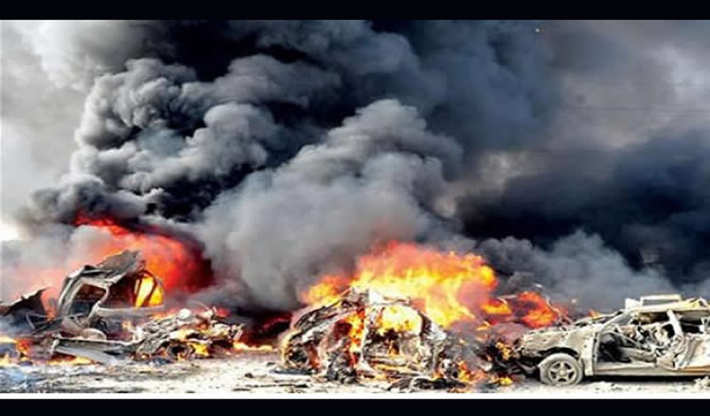 Troops Kill 100 Boko Haram Members In Yobe