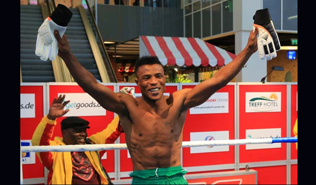 Isaac Ekpo To Hit The Boxing Rings