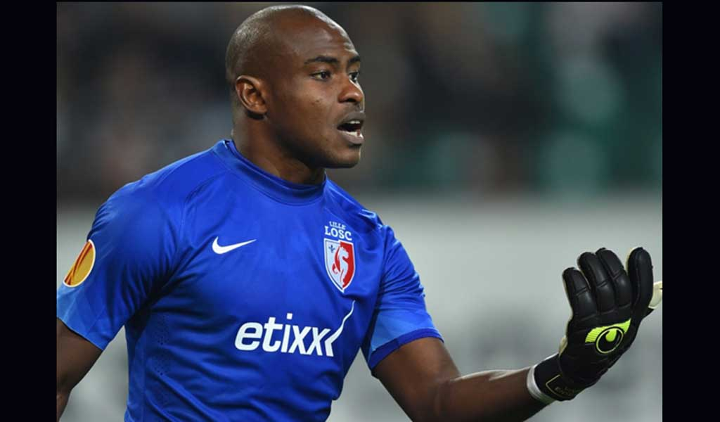 Enyeama returns to Eagles' camp in Belgium