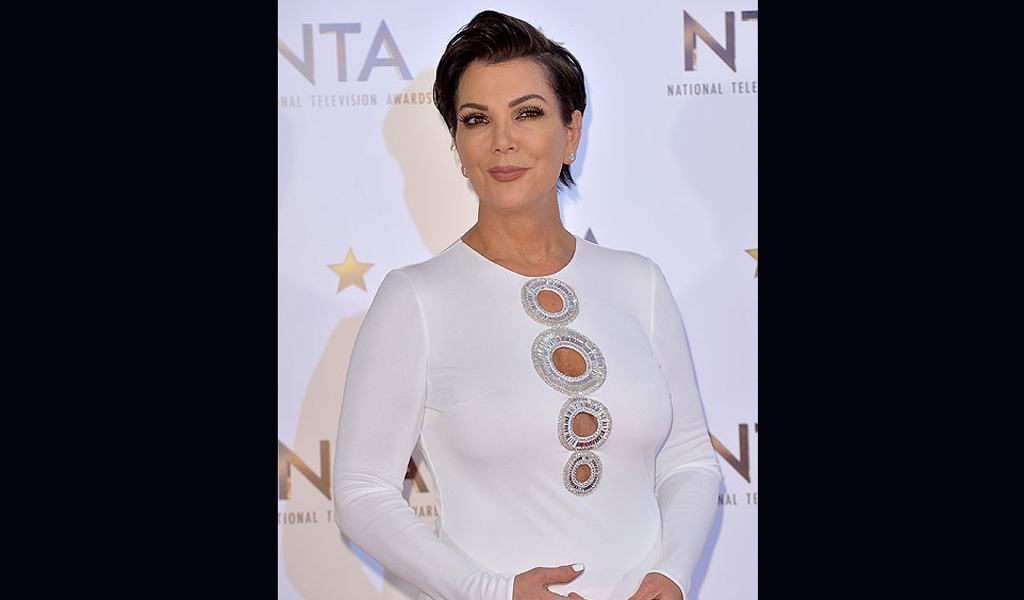 Kris Jenner left embarrassed after flight attendant congratulates her on having sex on a PLANE