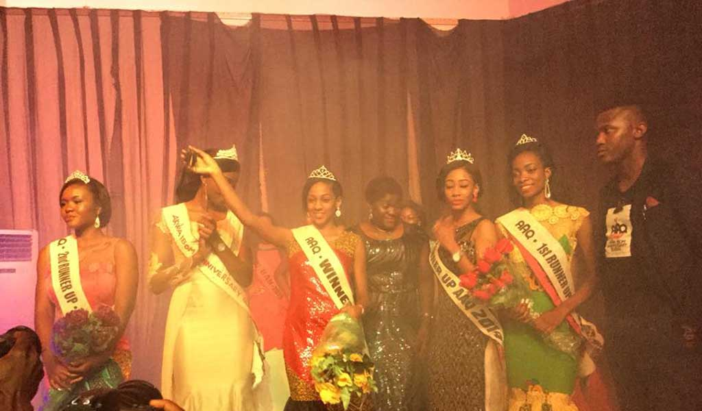 Imoh Ekukinam wins Miss Akwa Ibom pageant