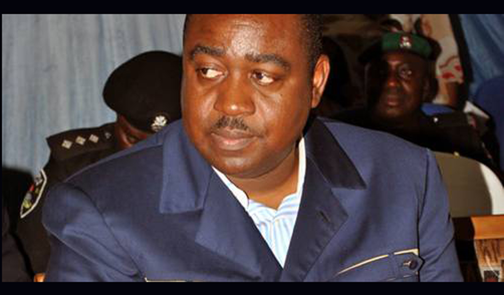 BREAKING NEWS: EFCC arrests Suswam